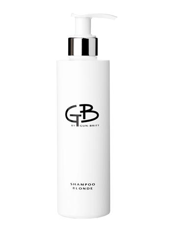 GB by Gun-Britt Shampoo Blonde Nude