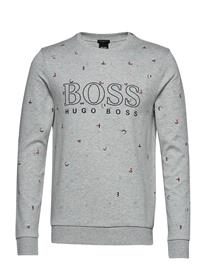 Boss Athleisure Wear Salbo Iconic Harmaa