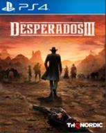 Desperados 3, PS4 -peli