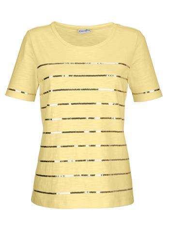 """Dress In"""" """"Paljettisomisteinen paita Valkoinen"""