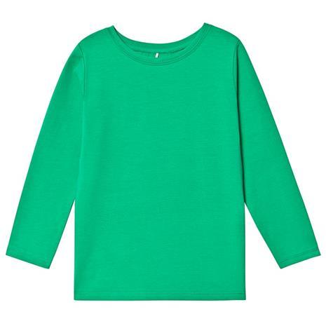 Pitkähihainen T-paita Vihreä122/128 cm