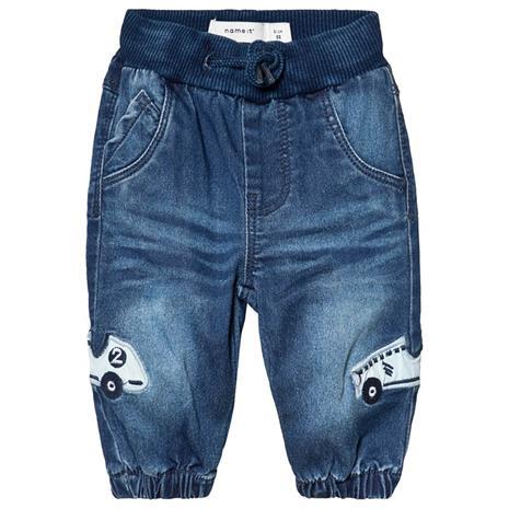 Bob Denim Ajake Pant Medium Blue62 cm (2-4 kk)