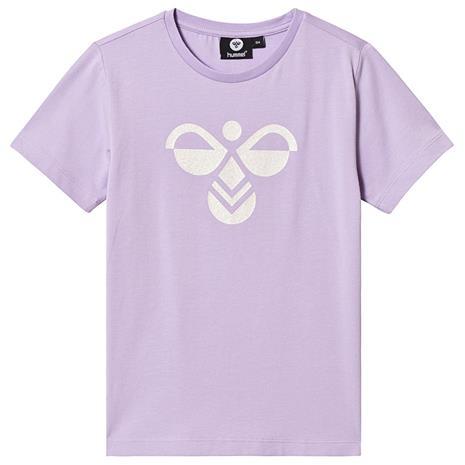 Palm T-Shirt S/S Lavendula104 cm (3-4 v)