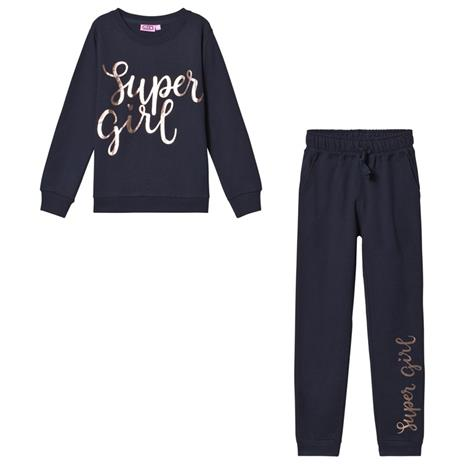 Super Girl Pehmosetti Dark Blue92 cm
