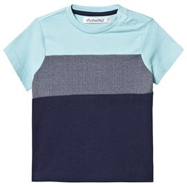 T-Shirt Ss Porcelain Blue80 cm (9-12 kk)