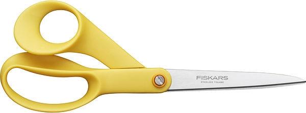 Fiskars Inspiration Sakset 21 cm Saffran