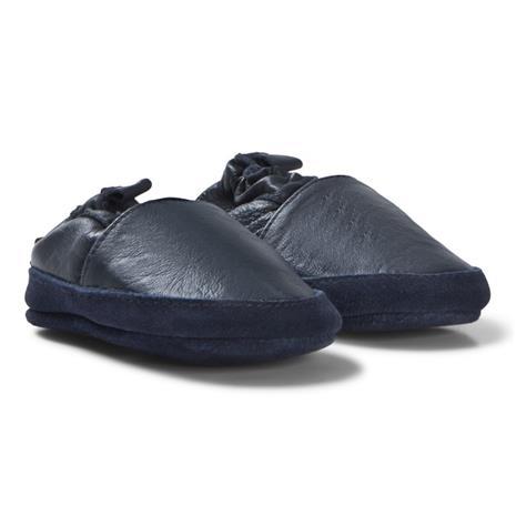 Loafer Nahka Sininen12-18M 22-23