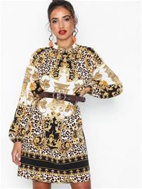 Vero Moda Vmmira Chain Ls Dress Fx