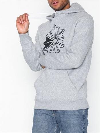 Reebok Classics C Big Logo Hoodie Puserot Grey