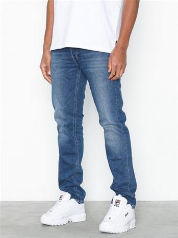 Lee Jeans Daren Blue Drop Farkut Denim