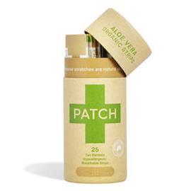 Biohajoava laastari Patch Aloe Vera 100% bambua, 25 kpl