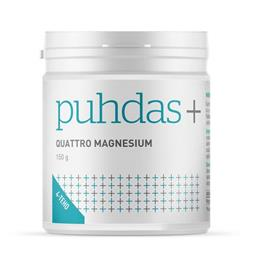 Puhdas+ Quattro magnesium jauhe