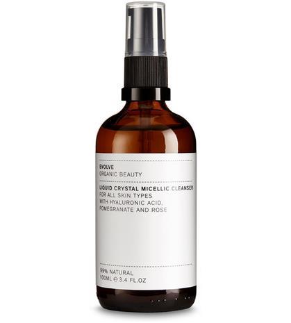Evolve Organic Beauty Liquid Crystal 100 ml misellivesi