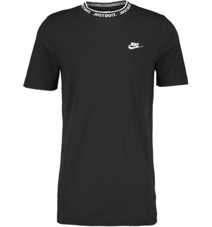 Nike M NSW JDI TOP SS KNIT BLACK