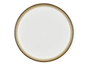Bitz - Gastro Plate 27 cm - Grey/Cream (821403)