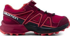 Salomon J SPEEDCROSS ME PS CERISE