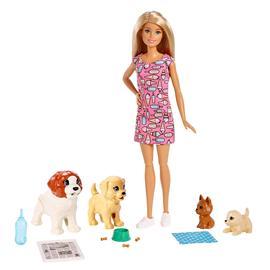 Barbie - Doggy Daycare Potty Training Playset (FXH08)