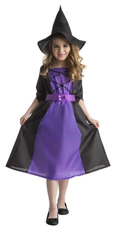Children Costume - Witch - Size 146