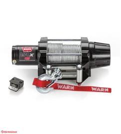 Warn VRX 45 12V 2041kg sähkövinssi vaijerilla