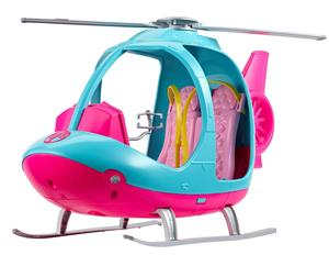 Barbie - Travel Helicopter (FWY29)