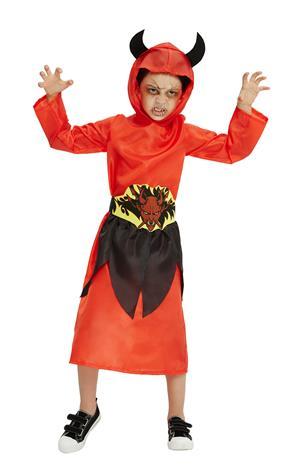 Children Costume - Boys Devil - Size 146