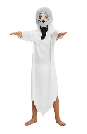 Children Costume - Boys Ghost - Size 110
