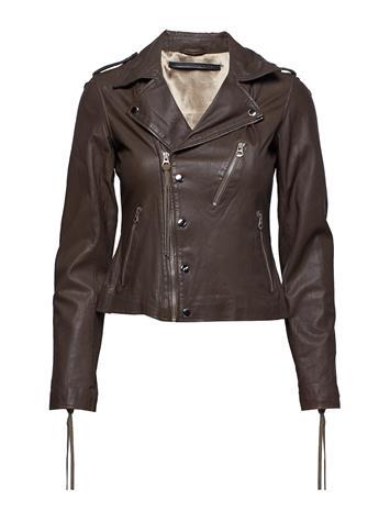 MDK / Munderingskompagniet Adana Jacket Ruskea