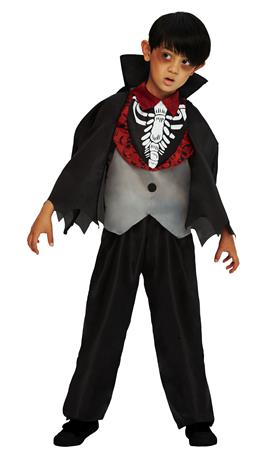 Children Costume - Dracula - Size 128