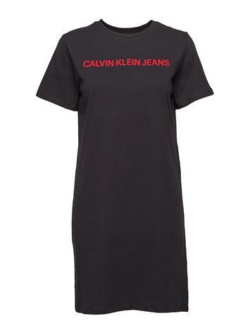 Calvin Klein Jeans Institutional Chain Musta