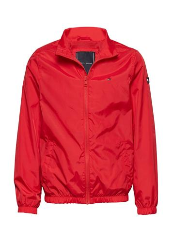 Tommy Hilfiger Essential Tommy Jacket Punainen