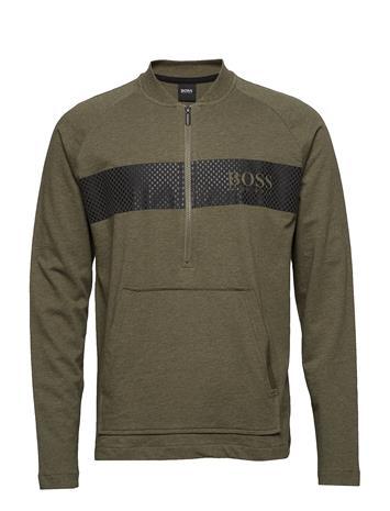 BOSS Business Wear Contemp. Jacket C. Vihreä