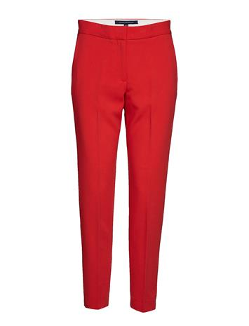 French Connection Whisper Ruth Tailored Trousers Punainen