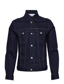 Calvin Klein Jeans Foundation Trucker Sininen