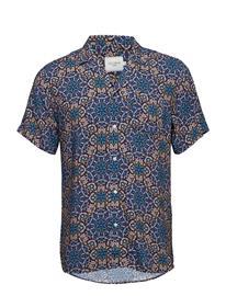 Les Deux Psychedelique Shirt Monivärinen/Kuvioitu