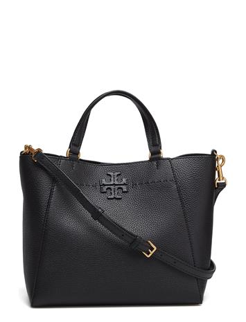 Tory Burch Small Carryall Musta