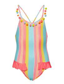 Billieblush Swimming Costume Monivärinen/Kuvioitu