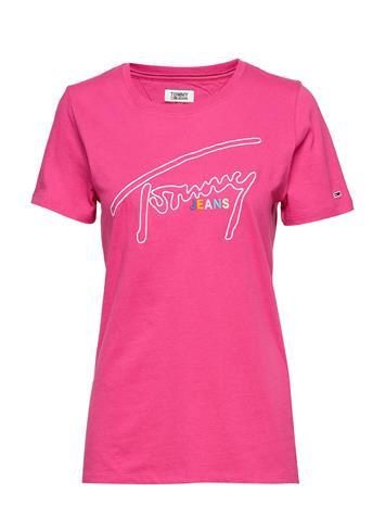 Tommy Jeans Tjw Outline Signature Tee Liila