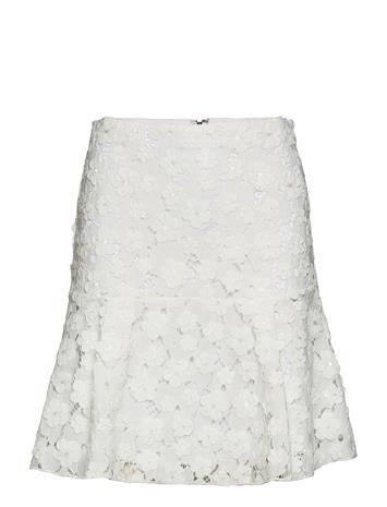 Valerie Pony Skirt Valkoinen
