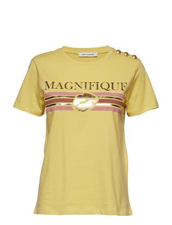 Sofie Schnoor T-Shirt Keltainen