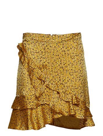 Valerie Sky Skirt Keltainen