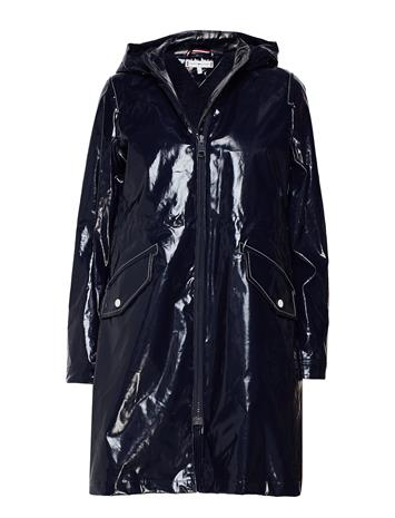 Tommy Hilfiger Max Long Raincoat, 4 Sininen