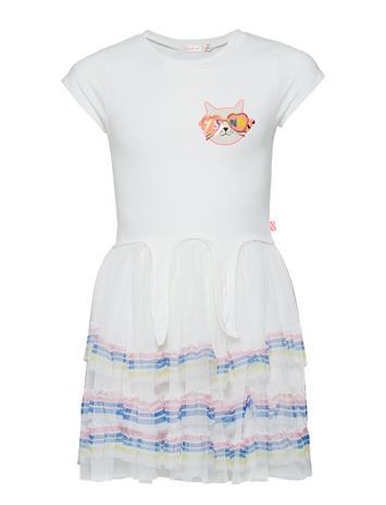 Billieblush Dress Valkoinen