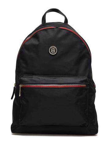 Tommy Hilfiger Poppy Backpack Musta