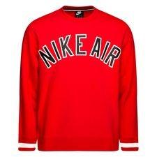 Nike Collegepaita NSW Air Fleece - Punainen