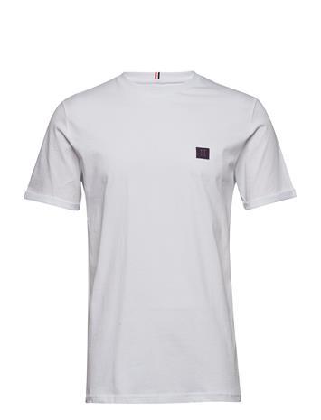 Les Deux Piece T-Shirt Valkoinen