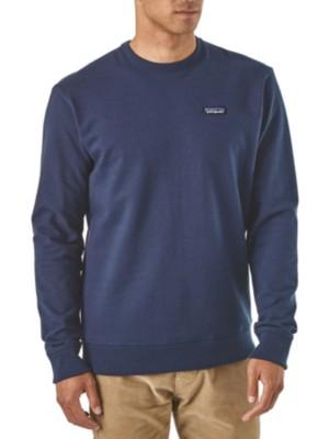 Patagonia P-6 Label Uprisal Crew Sweater classic navy Miehet