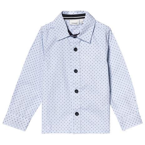 Rusk Ls Shirt Box Dark Sapphire104 cm (3-4 v)