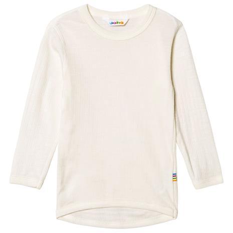 Shirt L.s Basic Natur100 (3-4 v)