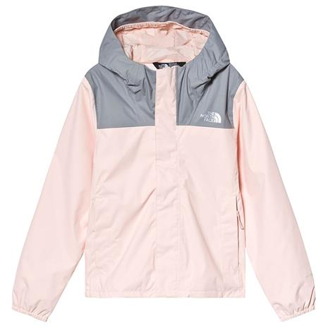 Pink Salt Resolve Reflective Waterproof JacketM (10-12 years)
