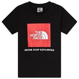 Black Logo Box T-shirtM (10-12 years)